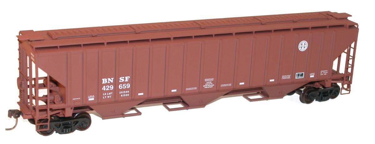 Pullman-Standard 4750 Grain Hoppers B/&O,C/&O /& WM Accurail HO #8068 3 Pack