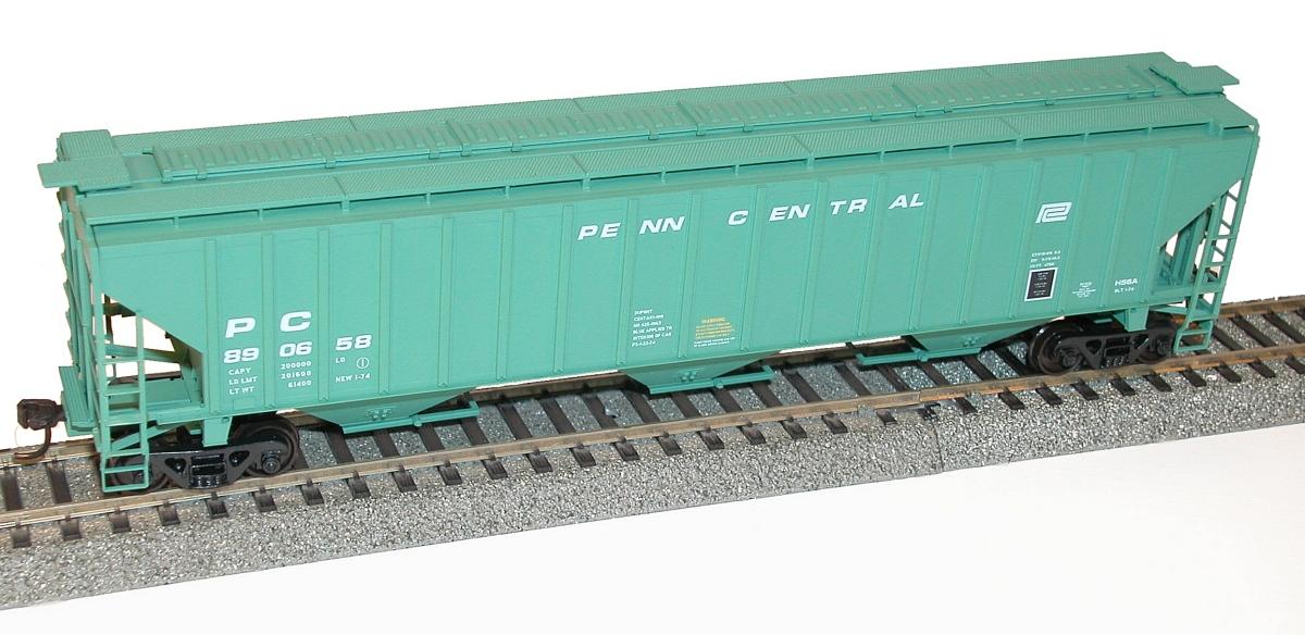 B/&O,C/&O /& WM Pullman-Standard 4750 Grain Hoppers Accurail HO #8068 3 Pack